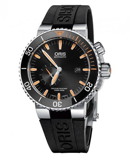 オリス カルロス・コステ リミテッドエディション  743 7709 7184R 腕時計 メンズ 自動巻 ダイバーズ 限定