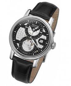 特価品 半額 エポス エモーション レギュレーター リミテッドエディション 3392BK LTD120 腕時計 メンズ 自動巻 epos