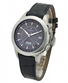 アウトレット PERRELET ペルレ メンズ腕時計 A1011-2 自動巻き アラーム機能 OUTLET