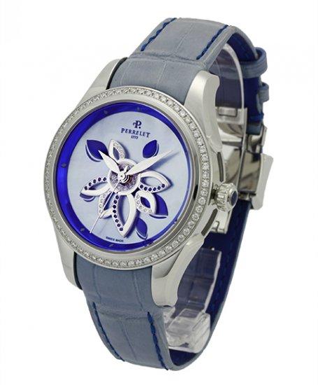 期間限定特価 アウトレット PERRELET【ペルレ レディース腕時計 A2037-2】自動巻き ダイヤモンド outl…