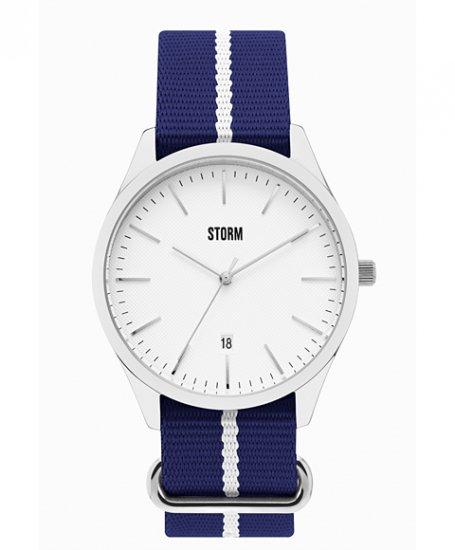 ストーム ロンドン 47299W MORLEY SIL-WHITE 腕時計 レディース ユニセックス STORM LONDON