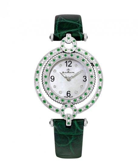 ビジュモントレ BM 8780T-A 腕時計 レディース BIJOU MONTRE Mystery Collection