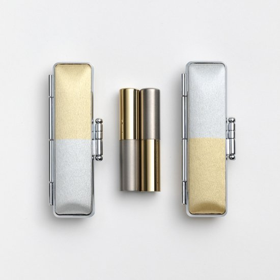 bicolor(バイカラー) ゴールド×シルバー