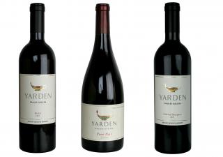ヤルデン重旨赤ワイン3本セット