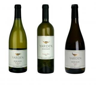 ヤルデン白ワイン3本セット