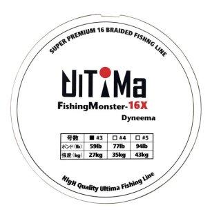 PEライン「FishingMonster (フィッシングモンスター) 」16X 300m