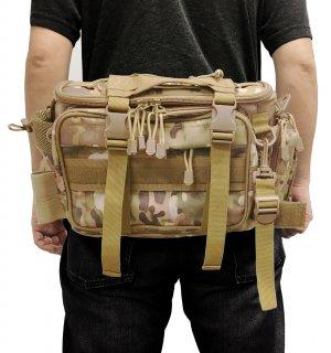 4WAY 大容量バッグ アルミブランケット付き