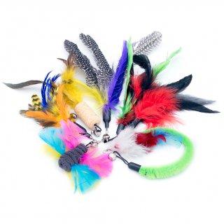 猫のおもちゃ 8個入り(交換タイプ)