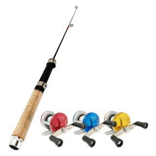 探り釣りコンプリートセット(テトルドA&両軸リール&ブラクリ)
