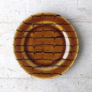 つくも窯 十場 天伸-4寸リム皿