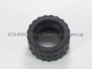 #89201 タイヤ 24x14 浅い溝【黒】 /Tire Low Profile Wide 24x14 :[Black]