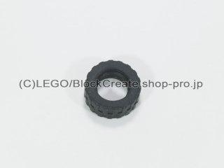 #51011 タイヤ 17.6x6.24【黒】 /Tire 17.6x6.24 :[Black]