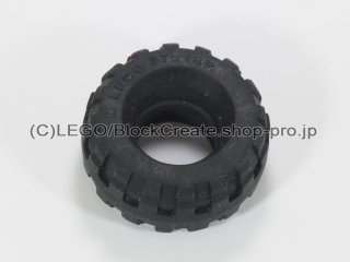 #56891 タイヤ 37x18R【黒】 /Tyre Balloon Wide 37x18 :[Black]