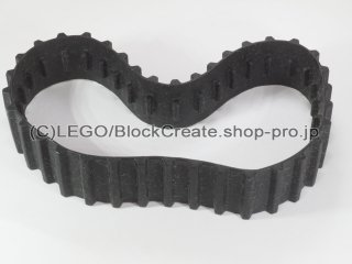 #53992 トレッド ラージ【黒】 /Caterpillar Track with Thirty-Six Ridges :[Black]