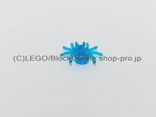 #30238 クモ【透明青】 /Spider :[Tr,Blue]