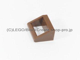 #2432 タイル 1x2 ハンドル【旧茶】 /Tile 1x2 with Handle :[Brown]