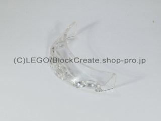 #62360 フロントガラス 3x6x1【透明】 /Windscreen 3x6x1 Curved :[Tr,Clear]