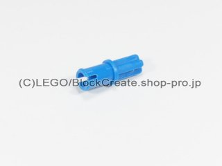 #43093 テクニック 軸 コネクターペグ【青】 /Axle to Pin connector with Friction :[Blue]