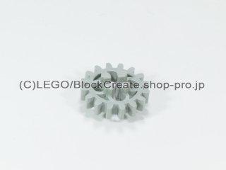 #4019 テクニック ギア 16歯【旧灰】 /Gear with 16 Teeth Unreinforced :[Gray]