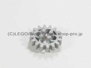 #4019 テクニック ギア 16歯【新灰】 /Gear with 16 Teeth Unreinforced :[Light Bluish Gray]