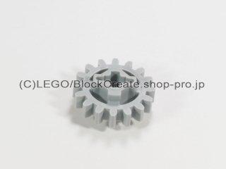 #94925 テクニック ギア 16歯【新灰】 /Gear with 16 Teeth Reinforced :[Light Bluish Gray]