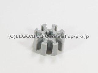 #32060 テクニック ギア 8歯 タコメーター【新灰】 /Tachometer Gear with 8 Teeth :[Light Bluish Gray]