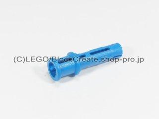 #32054 テクニック ピン ロング ストッパー【青】 /Long Pin with Friction and Bushing Attached :[Blue]