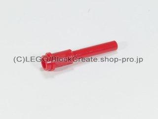 #61184 テクニック ピン 1/2 (2Lバー付)【赤】 /Half Pin with Bar 2L :[Red]