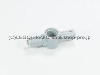 #87082 テクニック ピン センターピンホール【新灰】 /Long Pin with Center Hole :[Light Bluish Gray]
