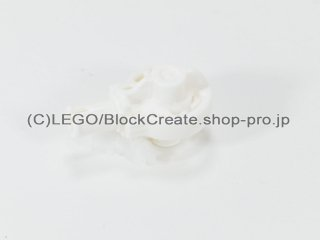 #47455 テクニック 回転ジョイントピン【白】 /Technic Pin with Friction with Click Rotation Pin :[White]