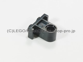#32529 テクニック ピンコネクター プレート【黒】 /Technic Pin Joiner Plate 1x2x1&1/2 :[Black]