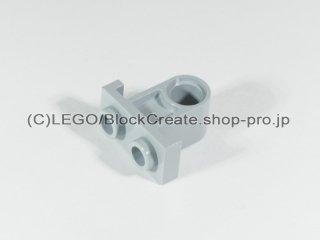 #32529 テクニック ピンコネクター プレート【新灰】 /Technic Pin Joiner Plate 1x2x1&1/2 :[Light Bluish Gray]