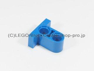#32530 テクニック ピンコネクター プレート 1x2x1.6【青】 /Tile 1x2 with Perpendicular Beam 2 :[Blue]