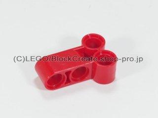 #32557 テクニック ピンコネクター 垂直ロング【赤】 /Technic Cross Block 2x3 :[Red]