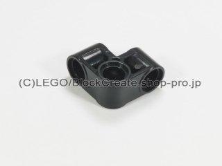 #44809 テクニック ピンコネクター 2x2 ベント【黒】 /Technic Cross Block 2x2 Bent 90 :[Black]