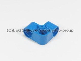 #44809 テクニック ピンコネクター 2x2 ベント【青】 /Technic Cross Block 2x2 Bent 90 :[Blue]