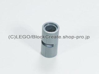 #62462 テクニック ピンコネクター ピンつなぎ(スリット)【ツヤ消銀】 /Pin Joiner Round with Slot :[Flat Silver]