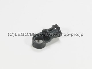 #32126 テクニック 軸/ピンコネクター トグルジョイント【黒】 /Technic Toggle Joint Connector :[Black]