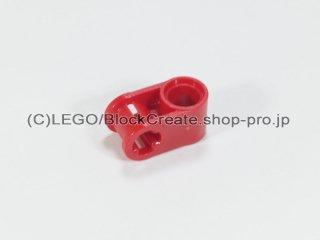 #6536 テクニック 軸/ピンコネクター 1x2 垂直【赤】 /Cross Block 90°1x2 :[Red]