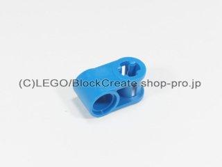 #6536 テクニック 軸/ピンコネクター 1x2 垂直【青】 /Cross Block 90°1x2 :[Blue]