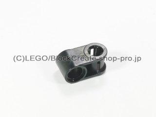 #6536 テクニック 軸/ピンコネクター 1x2 垂直【黒】 /Cross Block 90°1x2 :[Black]