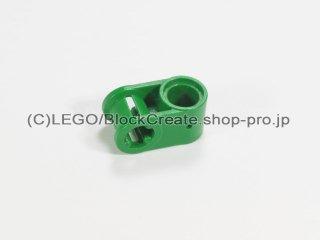 #6536 テクニック 軸/ピンコネクター 1x2 垂直【緑】 /Cross Block 90°1x2 :[Green]