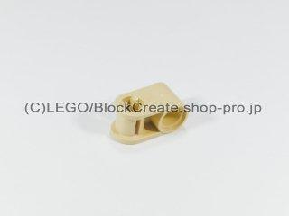 #6536 テクニック 軸/ピンコネクター 1x2 垂直【タン】 /Cross Block 90°1x2 :[Tan]