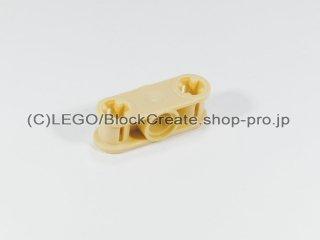 #32184 テクニック 軸/ピンコネクター 1x3 垂直【タン】 /Technic Cross Block 1x3 :[Tan]