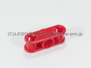 #32184 テクニック 軸/ピンコネクター 1x3 垂直【赤】 /Technic Cross Block 1x3 :[Red]