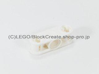#32184 テクニック 軸/ピンコネクター 1x3 垂直【白】 /Technic Cross Block 1x3 :[White]