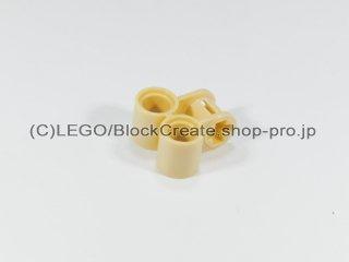 #32291 テクニック 軸/ピンコネクター 2x2 垂直ダブル【タン】 /Technic Cross Block 2x2 :[Tan]