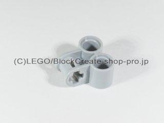 #32291 テクニック 軸/ピンコネクター 2x2 垂直ダブル【新灰】 /Technic Cross Block 2x2 :[Light Bluish Gray]