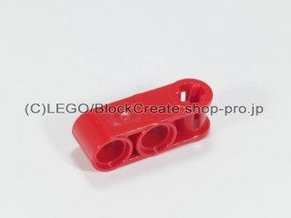 #42003 テクニック 軸/ピンコネクター 1x3 垂直【赤】 /Technic Cross Block 1x3 :[Red]