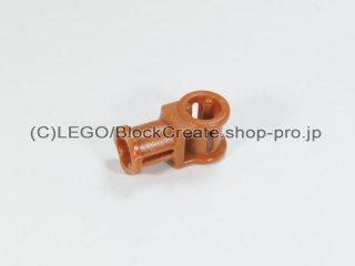 #32039 テクニック 軸コネクター 軸穴【ダークオレンジ】 /Technic Connector (Axle/Bush) :[Dark Orange]